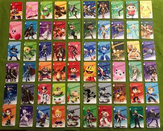Amiibos Nintendo