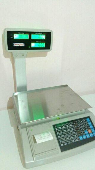 peso,balanza bascula ticket 4vend.2000plus.nuevas