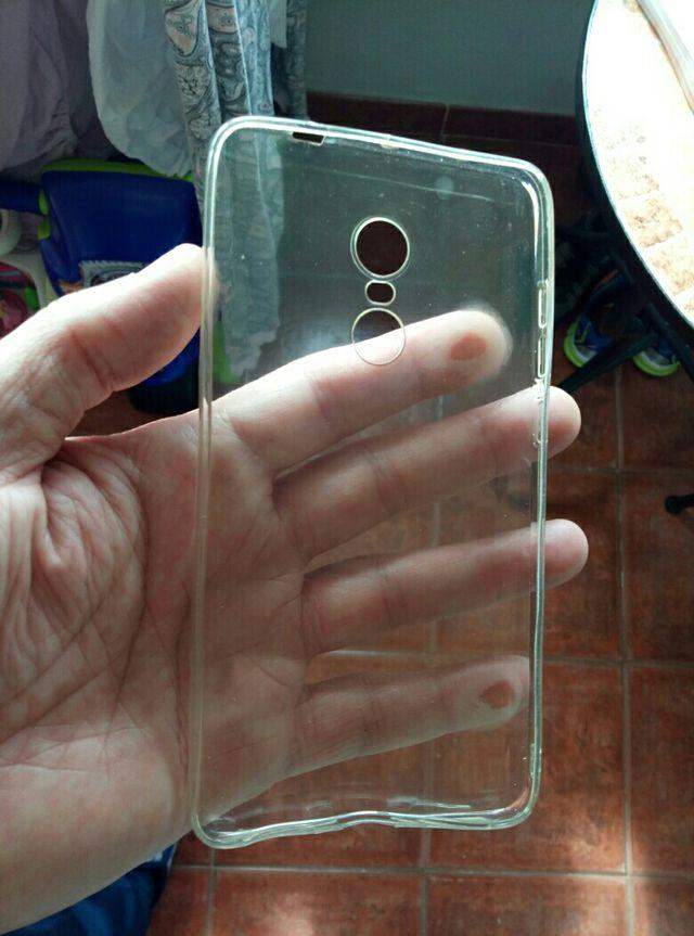 Funda móvil Xiaomi Redmi Note