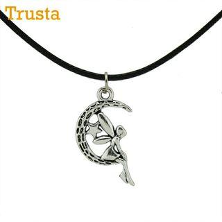 Amuleto talismán hada de la suerte.