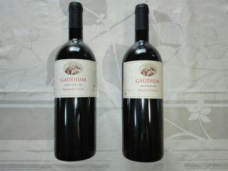 Vino Rioja Reserva 1998 Gaudium