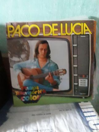 Vinilo Paco de lucia