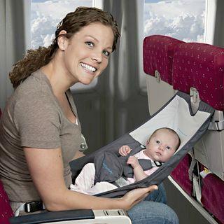 Hamaca de viaje para bebe
