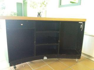 Mueble mostrador en perfecto estado