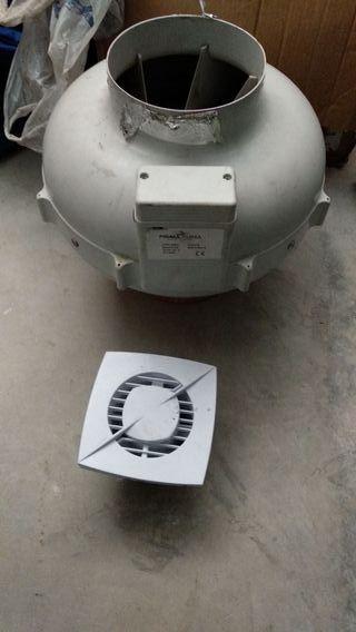 extractor prima klima
