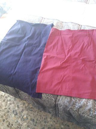 Faldas talla 42