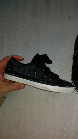 Zara De 2425 Por 5 Zapatos Segunda qR86xT