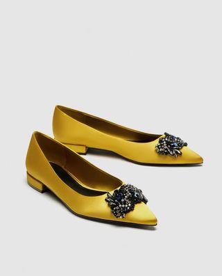 Zapatos joya Zara
