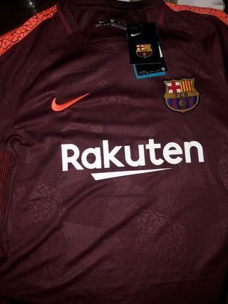 Camiseta del FcBarcelona