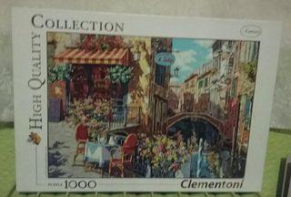 puzzle 1000 piezas.