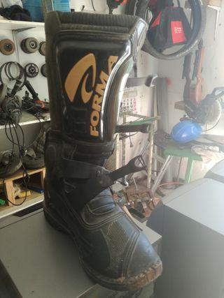botas cross talla 46
