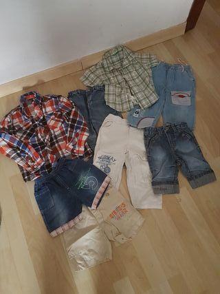 lote de ropa 3 años