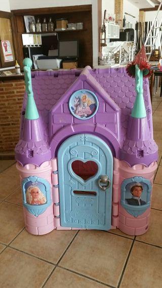 casita de juguete de barbie