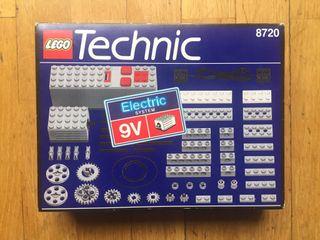 Motor Lego technics 8720 nuevo