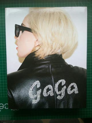 lady Gaga x Terry Richardson (photobook)