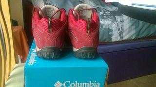 Botas columbia waterproof