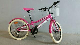 Bicicleta niña Conor vrc