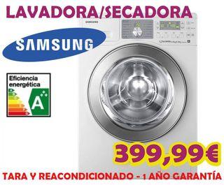Lavadora - Secadora Samsung 8kg/5kg