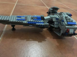 Lego sith infiltrator
