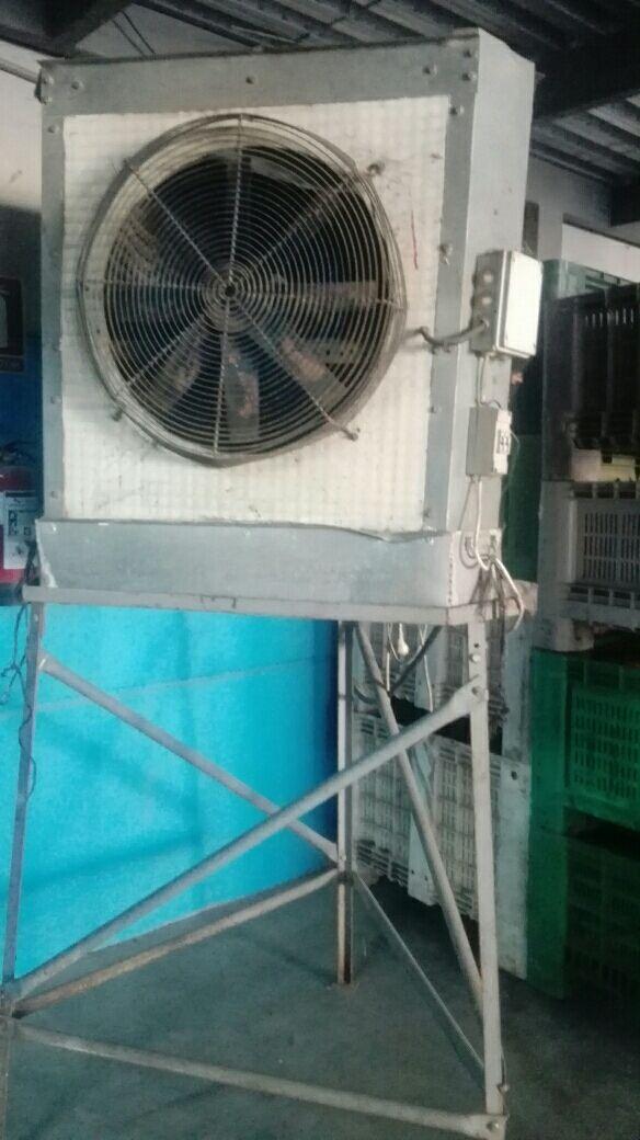 aire acondicionado agua