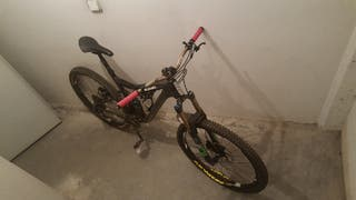 Bicicleta mtb Giant Trance advanced sx 2014.