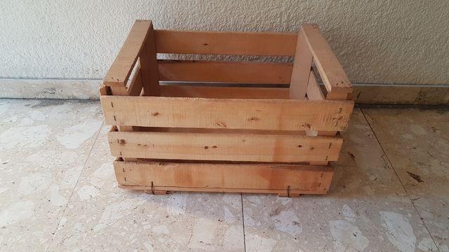 Cajas Fruta Madera De Segunda Mano Por 6 En Vilanova I La Geltru - Cajas-fruta