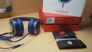 Cascos Beats EP by Dr.Dre Azul Mate