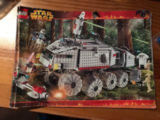 Lego Star Wars turbotank