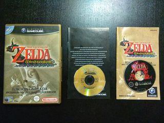 Zelda Wind Waker - Nintendo GameCube / GC