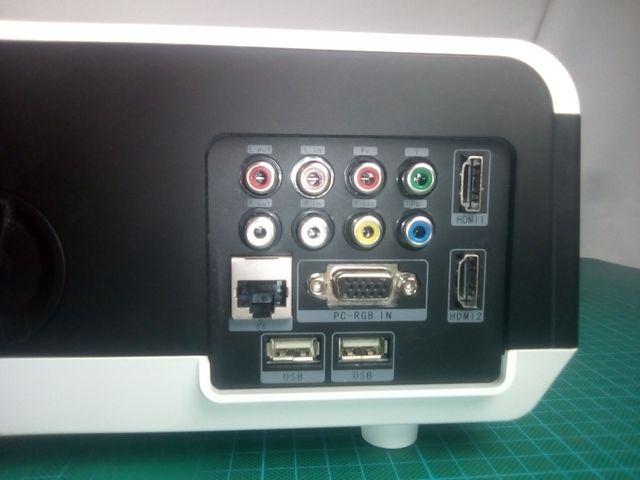 Proyector XSAGON HD500W WIFI, Android, 2200 lúmene
