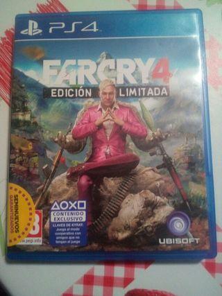 FARCRY 4 (edicion limitada)