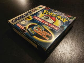 Pokemon Trading Card Game - GameBoy Color / GBC