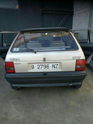 SEAT Ibiza 1993