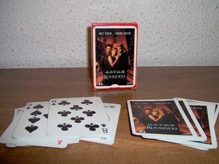 Baraja de cartas de la película Rounders