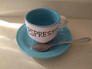 Tazas café espresso