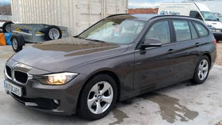 BMW Serie 3 320d f31 2014 touring luxury line