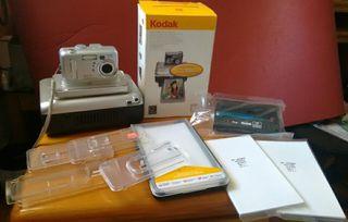 Kit Kodak cartucho papel cámara