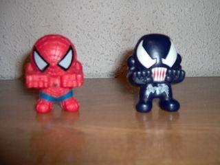 Muñecos de goma Spiderman 3 (cereales)
