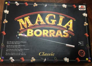 Magia Borras. Juego de magia