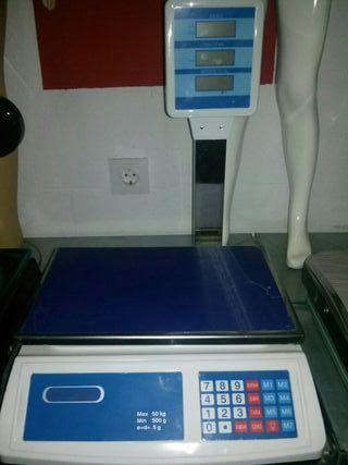 balanza,peso,bascula 50kilos nuevas