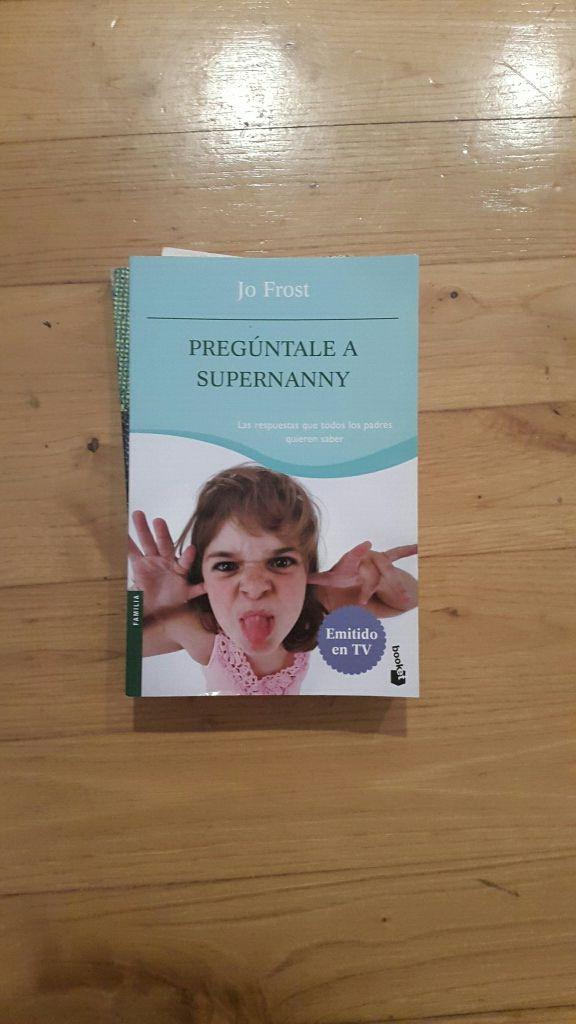 libro supernanny niños