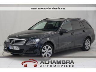Mercedes-Benz Clase C C 180 CDI Estate