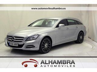 Mercedes-Benz Clase CLS Coupé CLS SHOOTING BRAKE 350 CDI AUTO