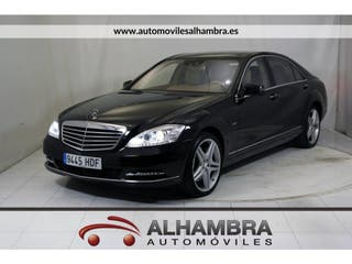 Mercedes-Benz Clase S Berlina CLASE S 500 4MATIC BE AUTO
