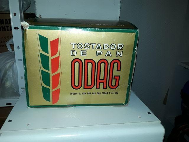 antigua tostadora