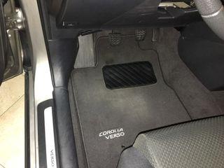 Reparacion alfombrilla Toyota