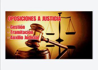TEMARIO JUSTICIA: GESTIÓN, TRAMITACIÓN Y AUXILIO