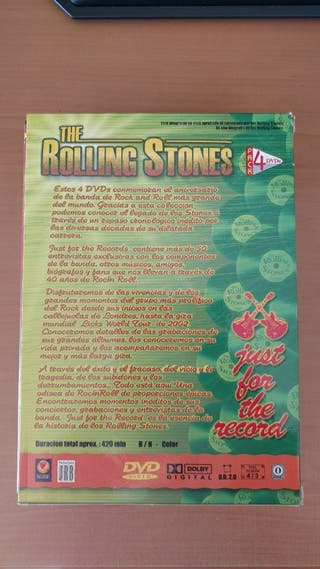 Dvd Rolling Stones