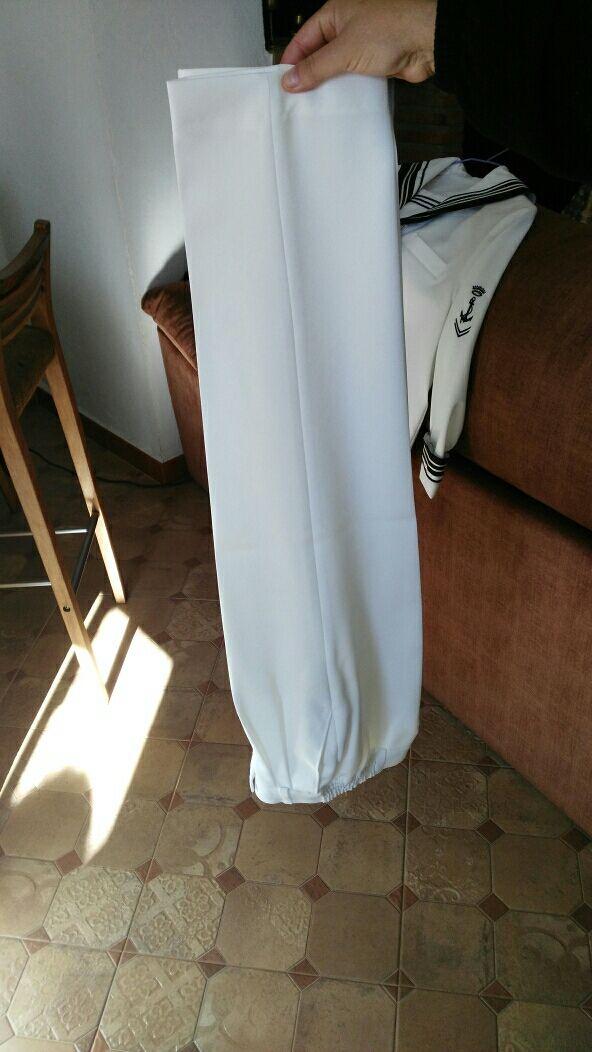traje de comunion para niño