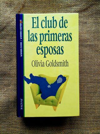 El club de las primeras esposas. Libro